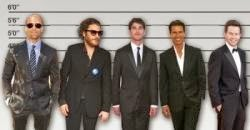 SHORTEST MEN IN HOLLYWOOD