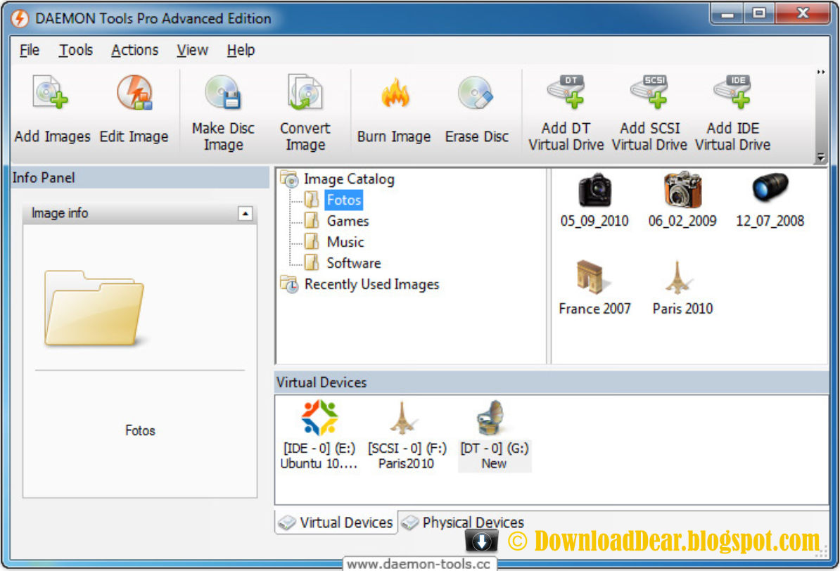 Daemon Tools Pro Advanced Edition Serial Key