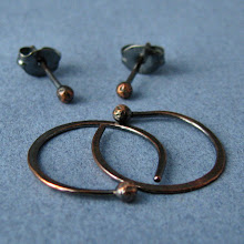 Rustic Copper Jewelry