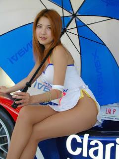 umbrella girl, formula 1, model formula 1, asian model, hot model asia