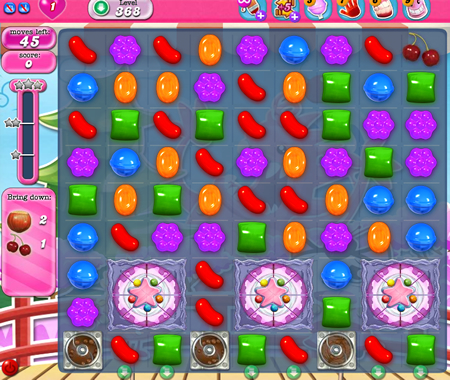 Candy Crush Saga 368