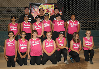 Dynamites Finish 10U Softball Season Undefeated