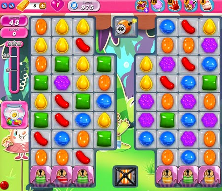 Candy Crush Saga 975
