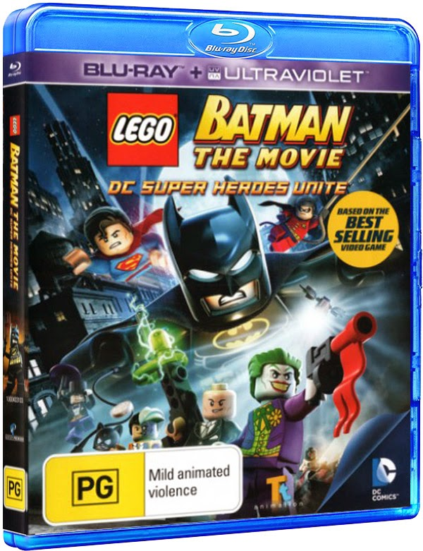 Batman Lego – O Filme – Super Heróis se Unem – Dual Áudio Torrent