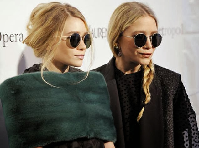 The Olsen Twins Fragrance Line