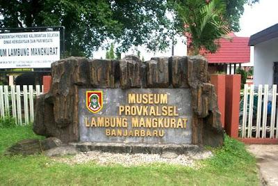 Tempat Pariwisata Di Provinsi Kalimantan Selatan