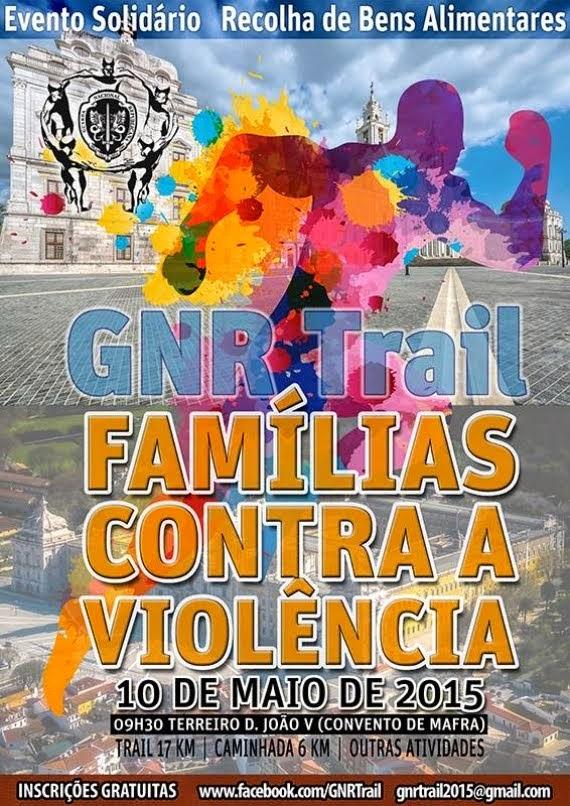 GNR Trail - Famílias contra a Violencia