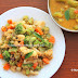 Kaikari Pirattal / Chettinad Vegetable Peratal