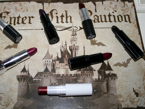 7 Autumnal Lipstick Picks ♥