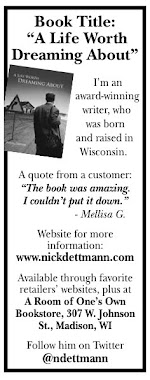Advertisement in Wisconsin State Journal
