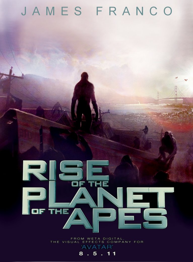 rise of planet of apes
