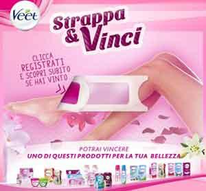 Veet Strappa e Vinci