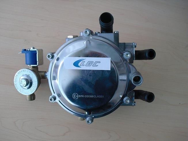 Konverter Kit LPG untuk Sepeda Motor: Keran atau Katup Gas sebagai ...
