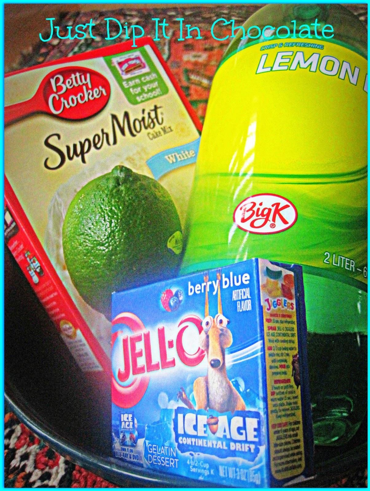 Blue Jello Flavors Size Berry Blue Jello-o
