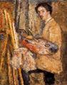 James Ensor (62) - Autorretrato (1922)