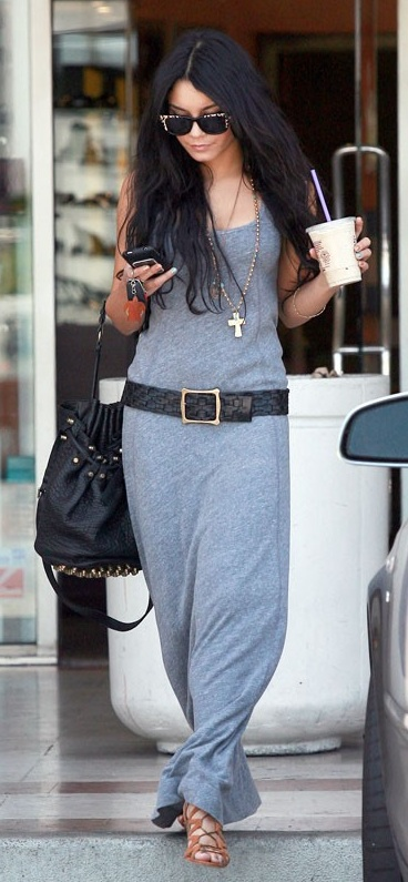 Vanessa Hudgens 2013 Casual Outfits the inclined: She's Go...