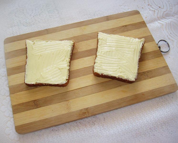 Бутерброды с орехами
