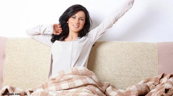 Sejuta Manfaat Bangun Pagi Hari