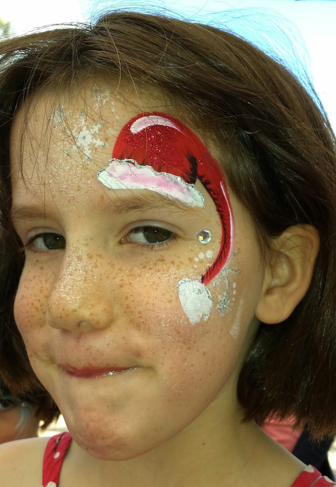 Holly Face Painting Images amp Pictures Becuo