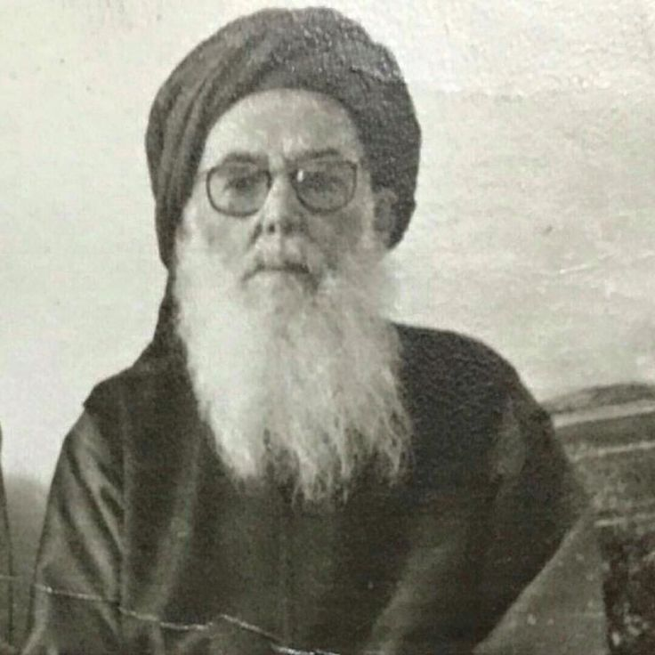 Grand Shaykh Abdullah (Q.S)