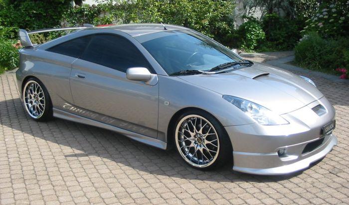 Toyota Celica 2014