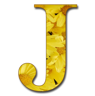 Displaying 18> Images For - Capital Letter J Template...
