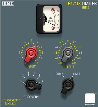 EMI TG12413 Limiter