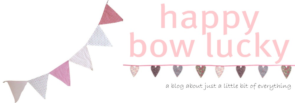 happy bow lucky