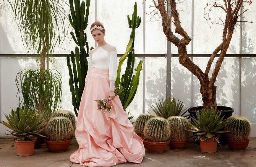 vestidos de novia Analilen Lourdes Montes blog de bodas mi boda gratis