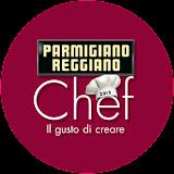 Ricetta nel libro del Parmigiano Reggiano