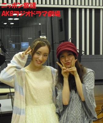 AKBラジオドラマ劇場 @ AKB48 宮...