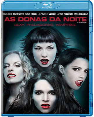 Filme Poster As Donas da Noite BDRip XviD Dual Áudio & RMVB Dublado