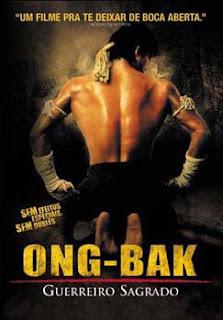 Ong-Bak: Guerreiro Sagrado Dublado
