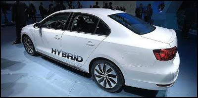 Volkswagen Jetta Hybrid - coches y motos 10