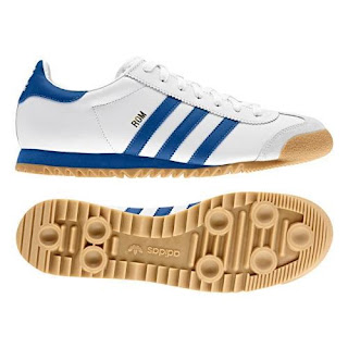 New adidas Originals Rom Mens trainers UK 7 to 11 vintage/retro shoes sneakers