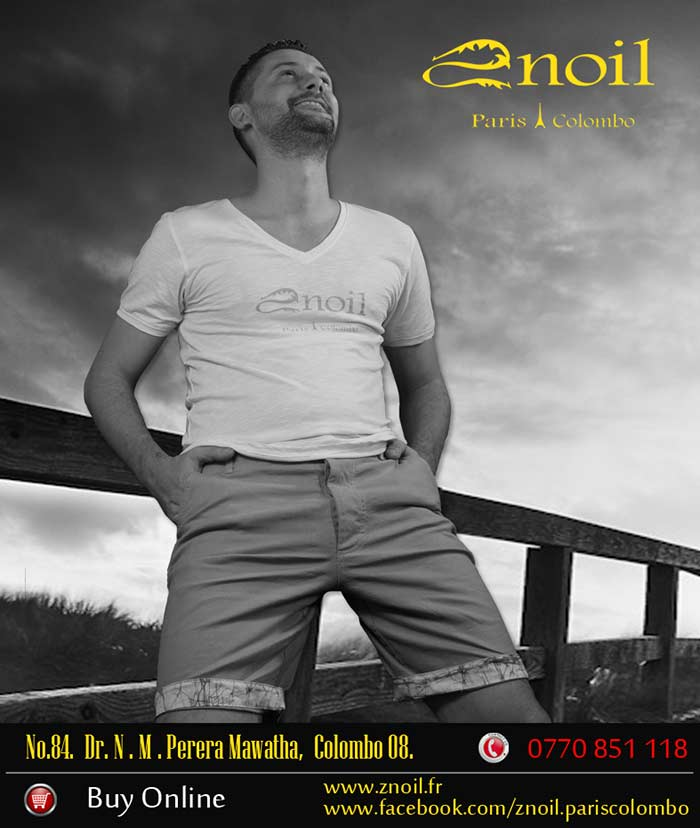 New Fashion Brand for Men In Colombo