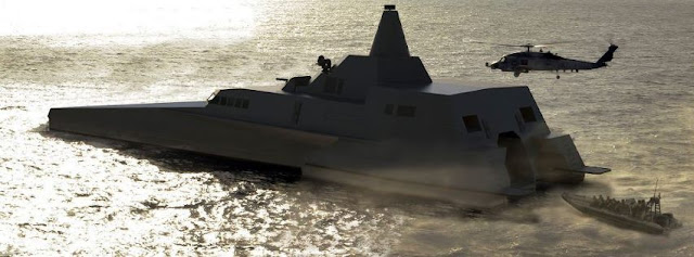 Kapal Timaran Yang Sedang Dipesan TNI AL cocok untuk dijadikan kapal Siluman