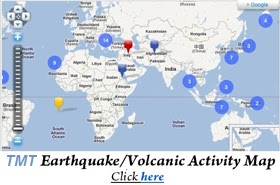 Earthquake/Volcano Activity