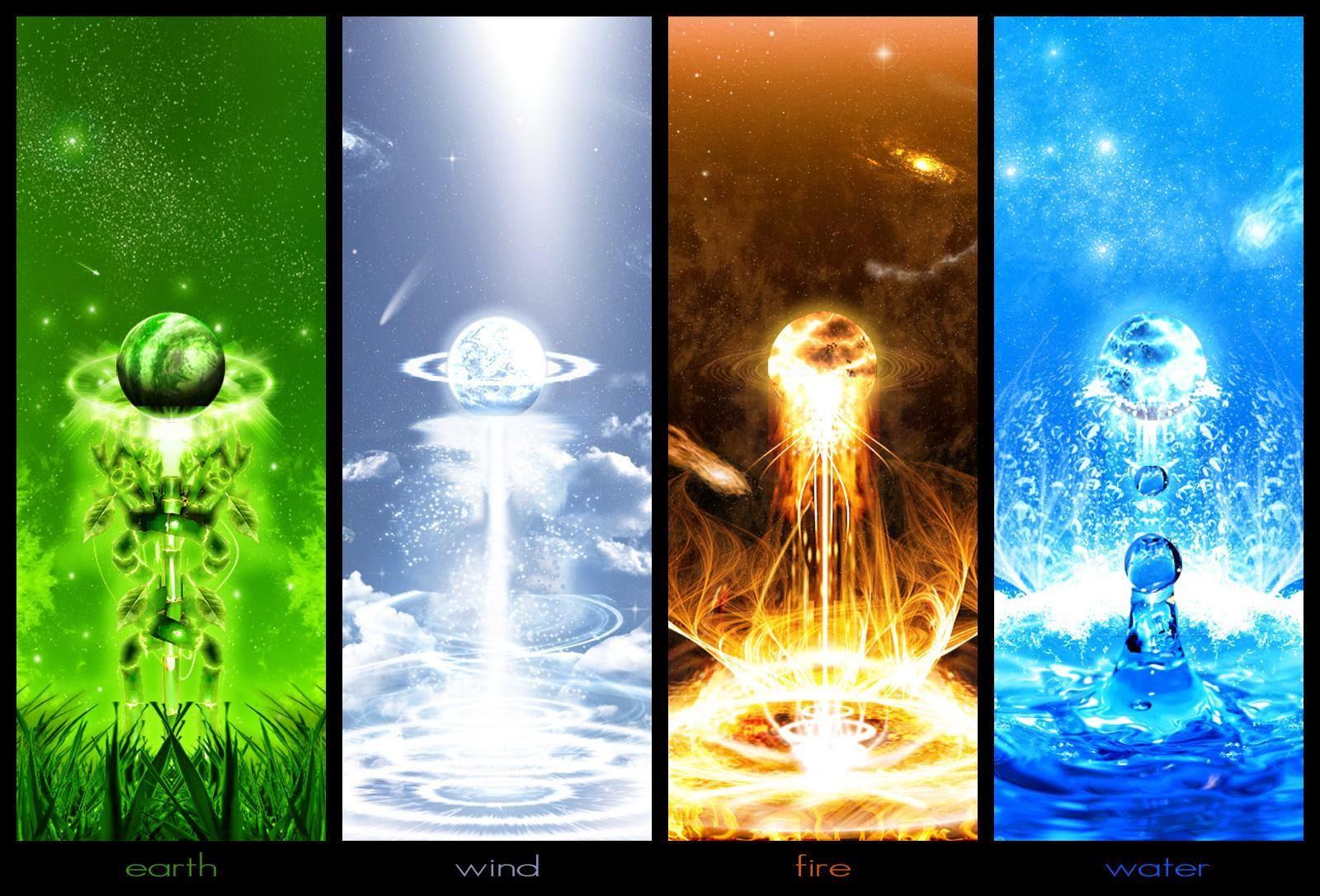 empata unsur alam