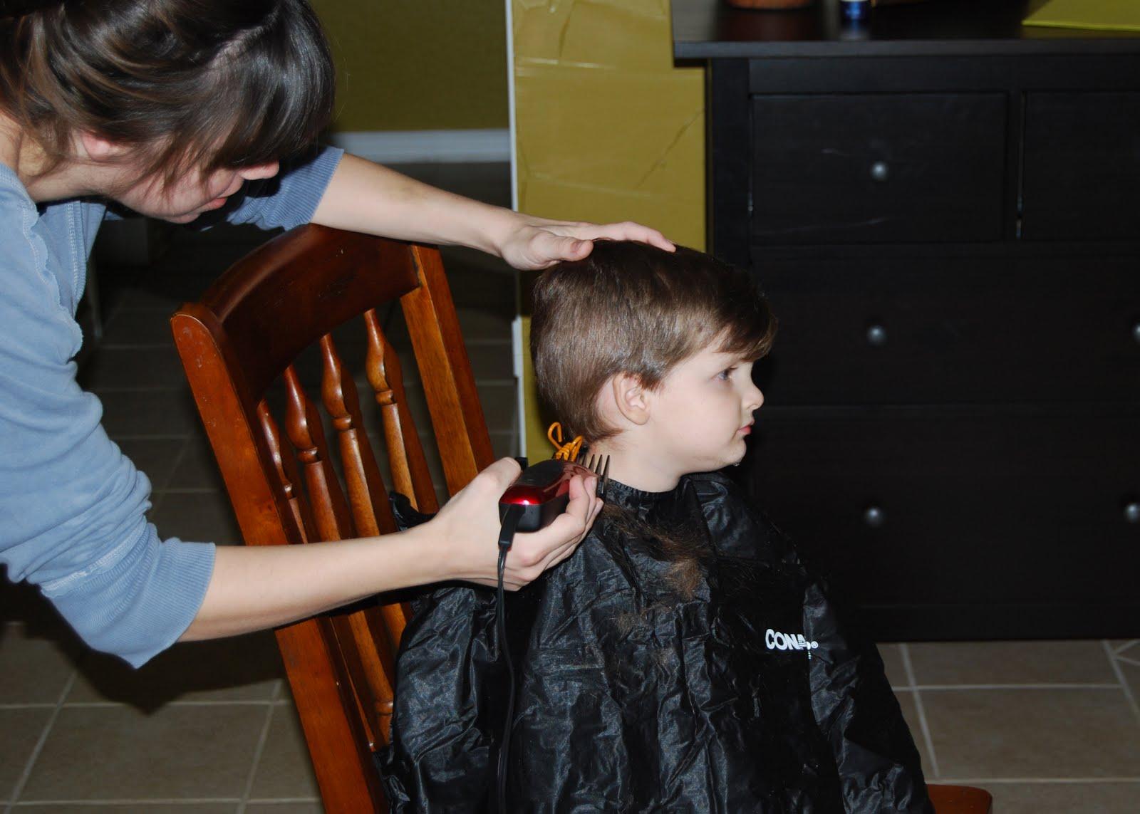 Momfessionals Haircut