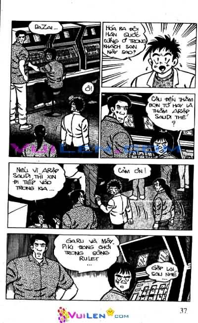 Jindodinho - Đường Dẫn Đến Khung Thành III Tập 57 page 37 Congtruyen24h