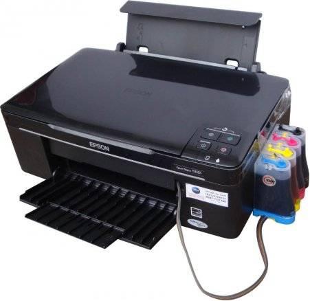 Keuntungan Dan Kelemahan Printer Dengan Tinta Infus