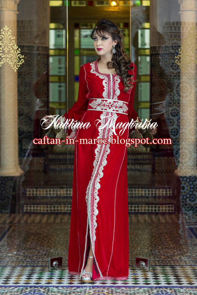 caftan 2013 robe marocaine de luxe vente caftan marocain en ligne 2017 boutique vente. Black Bedroom Furniture Sets. Home Design Ideas