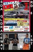 SDA Round 5 Qld Raceway