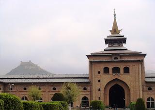 Jama Masjid - Srinagar