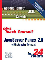 Sams Teach Yourself JavaServer Pages 2.0 with Apache Tomcat