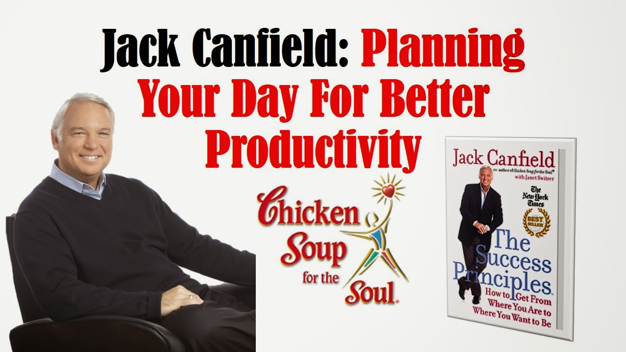Jack Canfield - 10 Day FREE Coaching to success