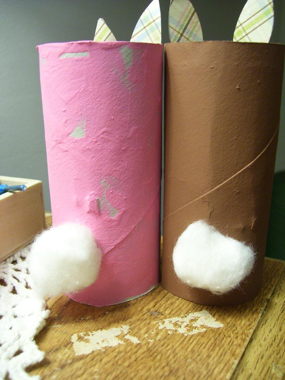The dirt under my nails reuse reduce recycle re for Recycling toilet paper tubes