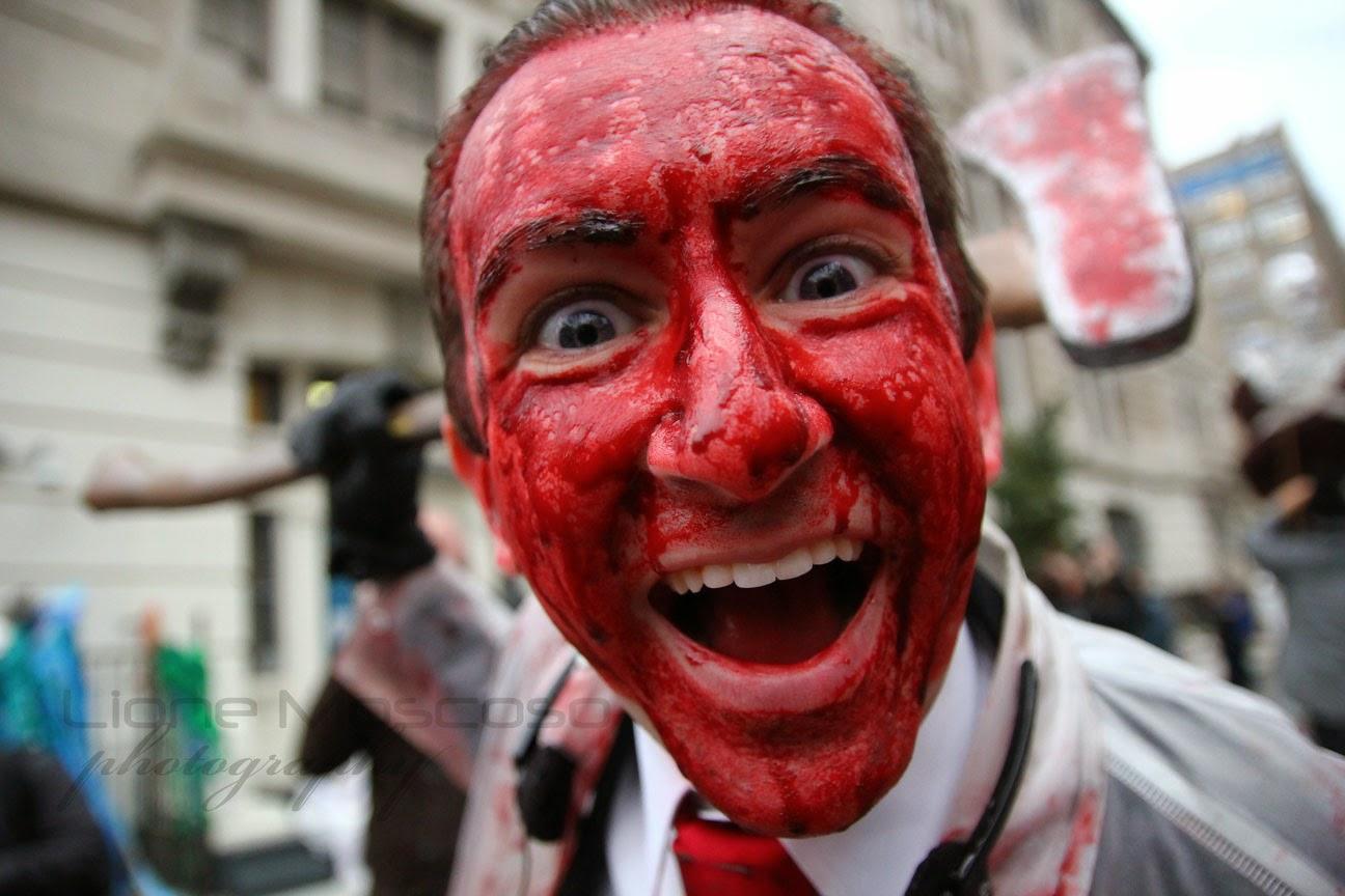 desfile de Halloween de la ciudad de Nueva York