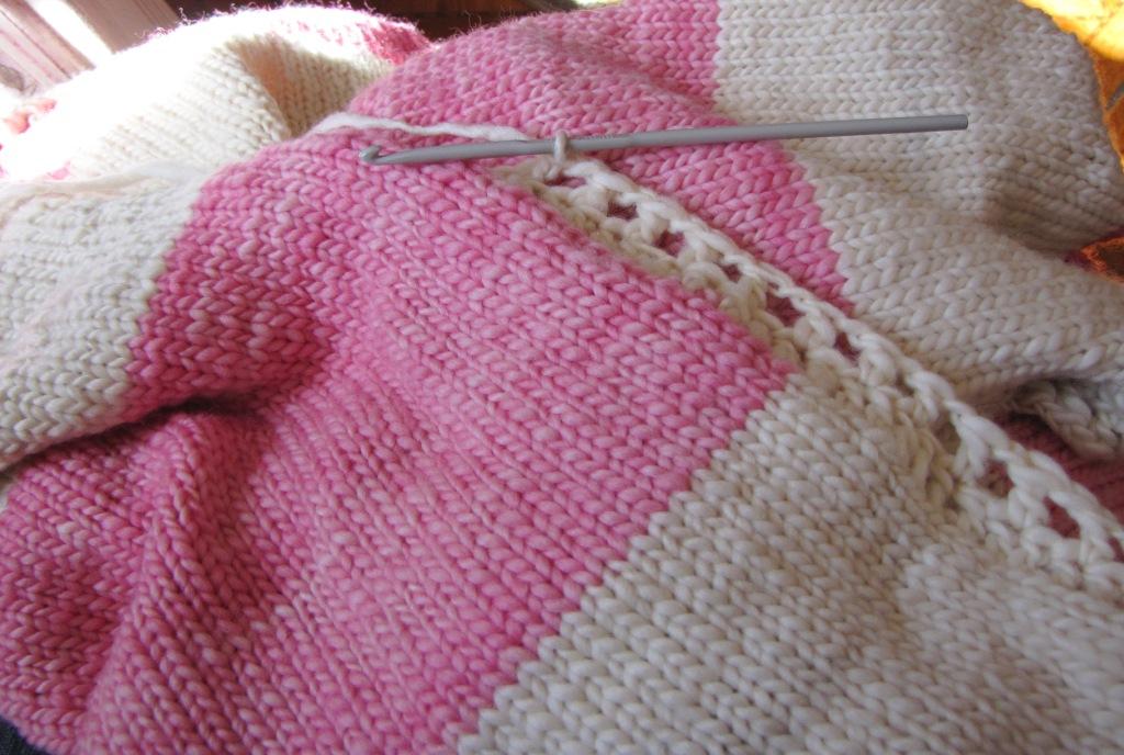 Knitting Pattern For Blanket Border : Crochet Archives - Natural Suburbia